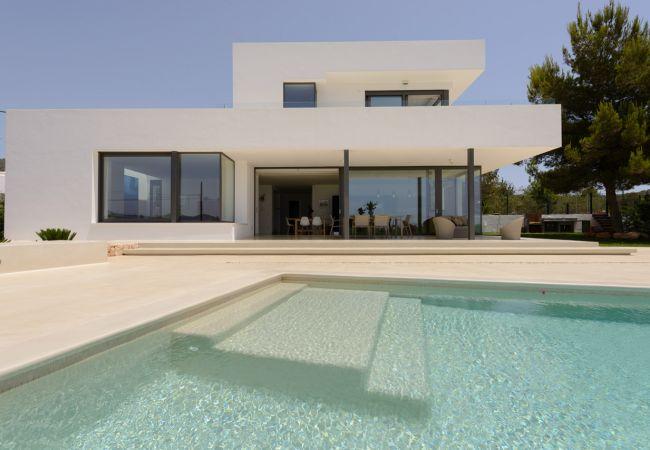 Villa in Ibiza / Eivissa - VIDRES, CAN
