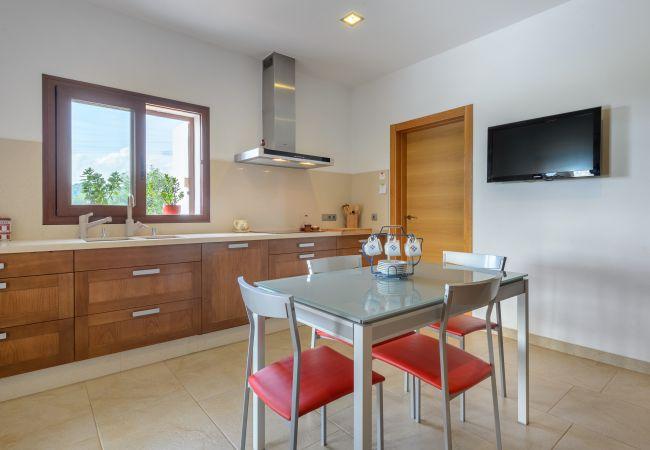 Villa in Ibiza / Eivissa - SES DOS ILLES