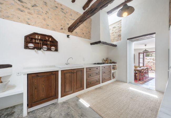 Country house in Sant Antoni de Portmany - GILBERT VILLA