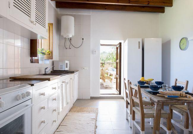 Country house in Ibiza / Eivissa - INDIGO