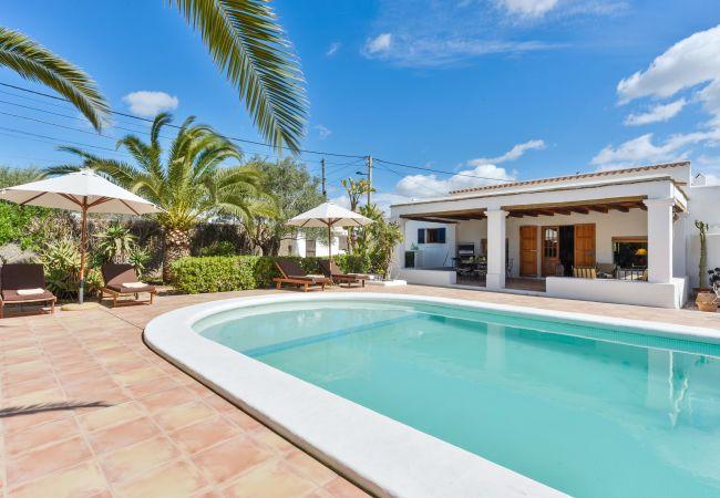 Villa in Ibiza Stadt - JAUME DE DALT (CAN) - Can Jaume Cabei