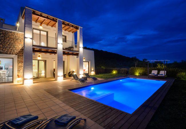 Villa in Ibiza Stadt - NEUS, VILLA (Ses Llaneres)
