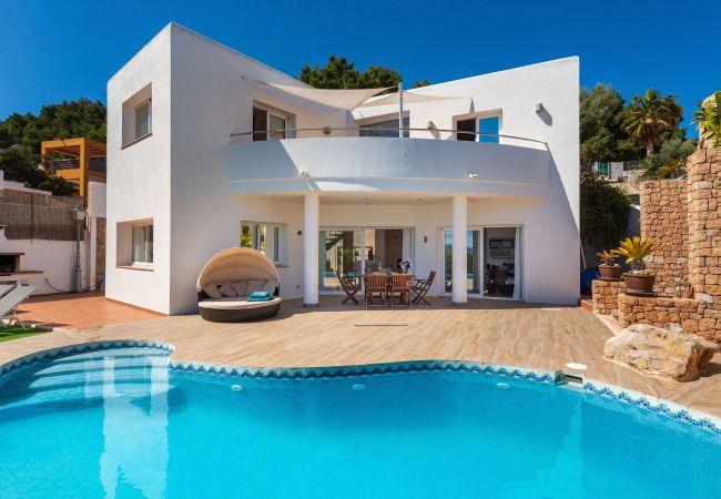 Villa in Ibiza - CUATRO ARCOS, LOS