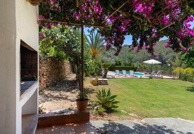 Villa in San Miguel/ Sant Miquel de Balansat - BENIRRAS, CASA