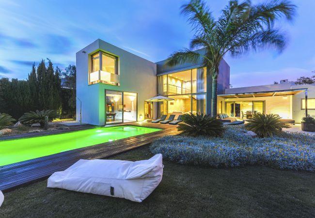 Villa in Ibiza Stadt - MENCHU, VILLA