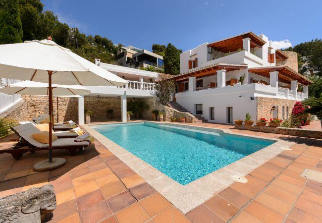 Villa in Ibiza Stadt - BERNAT, CAN (Casa Can Furnet)